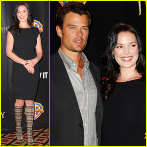 Katherine Heigl & Josh Duhamel See the Big Picture