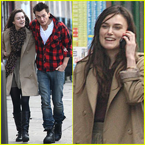 who is keira knightley dating Keira knightley is engaged to boyfriend james righton, the singer and keyboard player for the rock group klaxons the couple have been dating since early 2011 and were reportedly introduced.