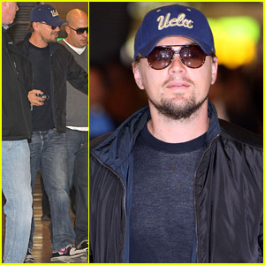 Leonardo DiCaprio Is New To Narita