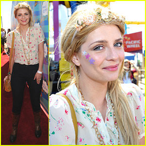 Mischa Barton: Make-A-Wish Foundation Fun
