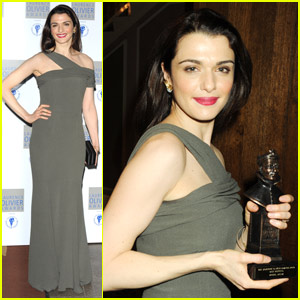 Rachel Weisz: Best Actress at Laurence Olivier Awards!
