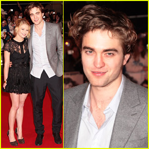 Robert Pattinson: UK Premiere of Remember Me!