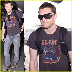 Sam Worthington: For Those About to Rock...