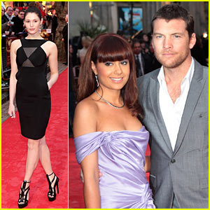Sam Worthington & Gemma Arterton: Clash Co-Stars