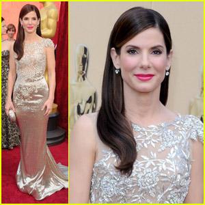 Sandra Bullock — Oscars 2010 Red Carpet | 2010 Oscars ...