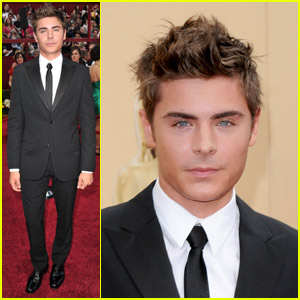 Zac Efron - Oscars 2010 Red Carpet