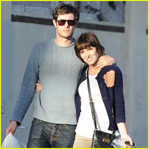 Adam Brody &#038; Lorene Scafaria: Canter's Deli Duo