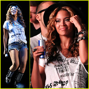 Beyonce: Coachella with Jay-Z!