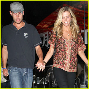 Brooklyn Decker & Andy Roddick: Katsuya Couple