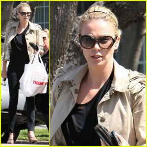 Charlize Theron: Food With Friends And Family