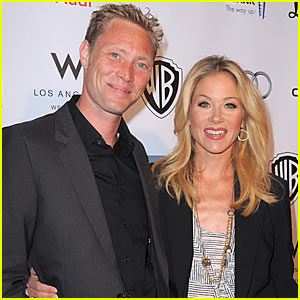 Christina Applegate: Engaged to Martyn Lenoble!