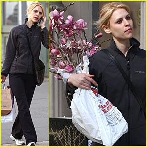 Claire Danes: Magnolia Mondays!