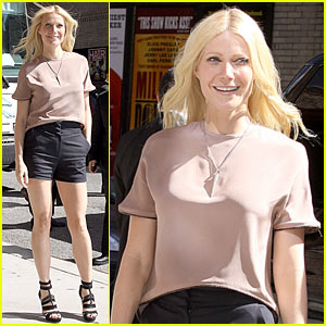 Gwyneth Paltrow: Lunch Box Ideas!