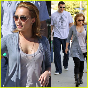 Hayden Panettiere & Wladimir Klitschko: Beauty & The Boxer!