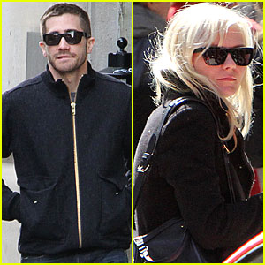 Jake Gyllenhaal & Kirsten Dunst: Montreal Meet-up?