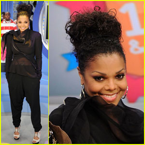 Janet Jackson: New Film Was Therapeutic