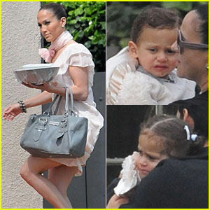 Jennifer Lopez: Easter Sunday