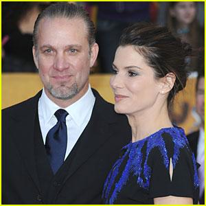 Jesse James Reacts to Sandra Bullock's Divorce Filing