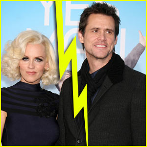 Jim Carrey & Jenny McCarthy Split After 5 Years