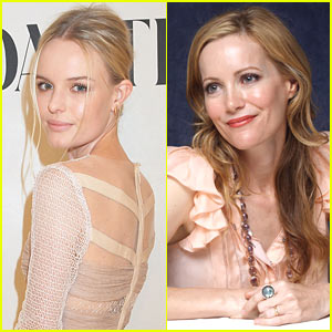 Kate Bosworth: Goodnight Moon with Leslie Mann!