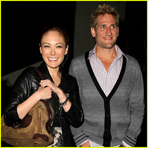 Lindsay Price & Curtis Stone: Date Night (Not The Movie)