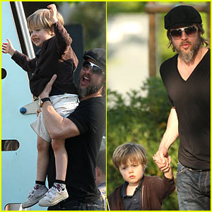 Shiloh Jolie-Pitt is a Swinger