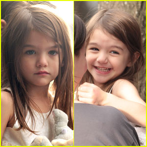 Suri Cruise is a Beautiful Baby