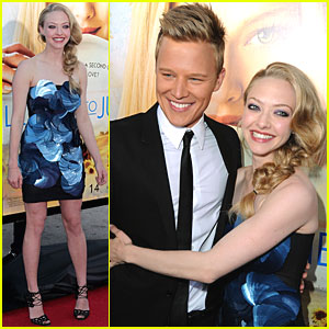 Amanda Seyfried: 'Letters to Juliet' Premiere!