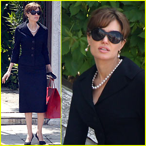 Angelina Jolie is Ferragamo Fabulous