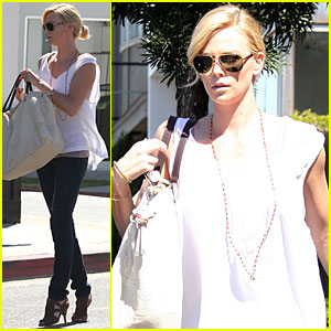 Charlize Theron is a Su