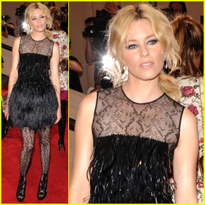 Elizabeth Banks: MET Ball 2010