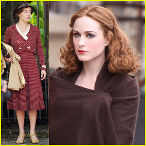 Evan Rachel Wood & Kate Winslet Shoot Mildred Pierce