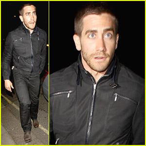 Jake Gyllenhaal: Back To Black
