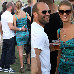 Jason Statham & Rosie Huntington-Whiteley: Coachella Couple