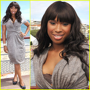 Jennifer Hudson Works On Making Music