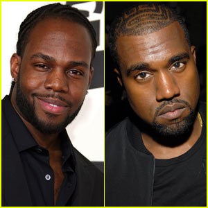 Kanye West Powers Up with Dwele