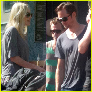 Kate Bosworth & Alexander Skarsgard: Stockholm Sweethearts