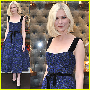 Kirsten Dunst: London Loves Louis Vuitton!