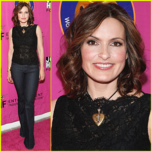 Mariska Hargitay: Joyful Heart Foundation Gala