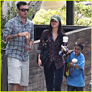 Megan Fox &#038; Brian Austin Green: Kassius Couple