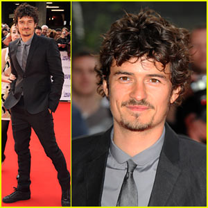 Orlando Bloom Honors Harry Potter