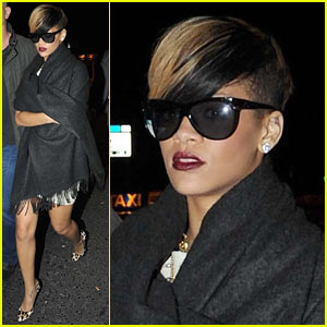 Rihanna: Lillie's Bordello Babe