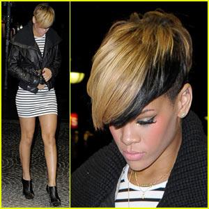 Rihanna: Puro Party!