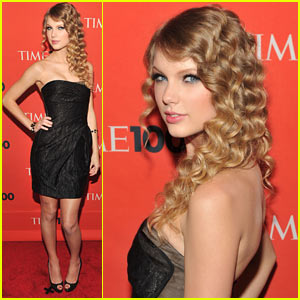 Taylor Swift: TIME 100 Gala!