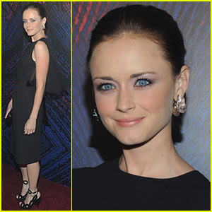 Alexis Bledel: Belle of D'Opium Ball