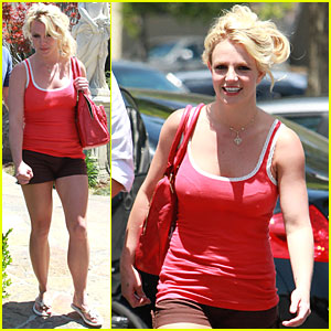 Britney Spears: Let's Do Lunch!
