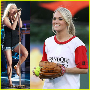 Carrie Underwood: Work Hard, Play Hard