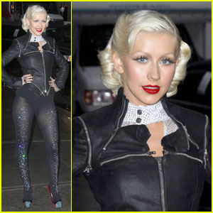 Christina Aguilera: Lost On Letterman