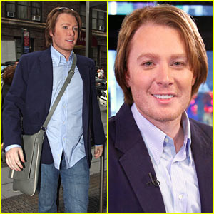 Clay Aiken: New Album Out TODAY!