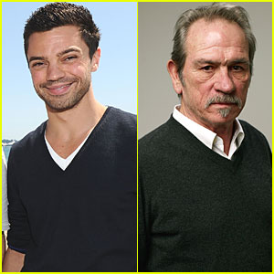 Dominic Cooper & Tommy Lee Jones Join 'Captain America' Cast!